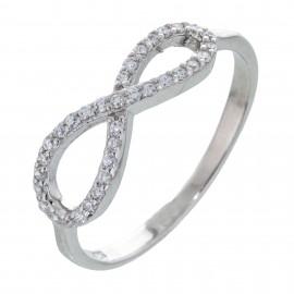 Ininito Zirconium Diamantado