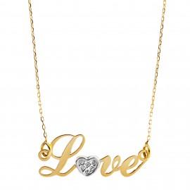 Love Corazón Zirconium
