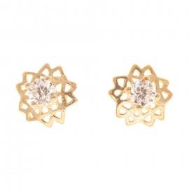 Estrella Zirconium Oro