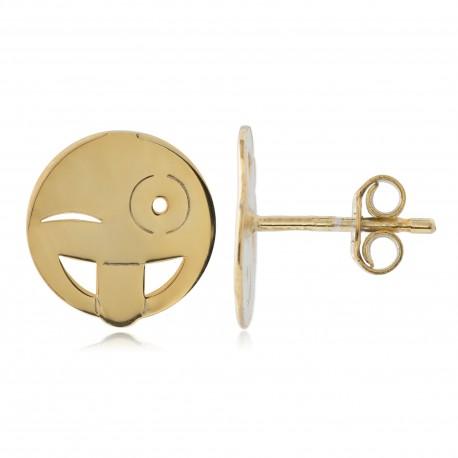 Emoticono Oro