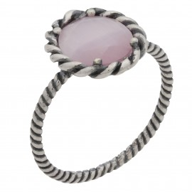 Oval Rosa