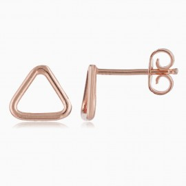 Triangle Mini Oro Rosa