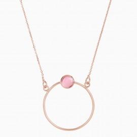 Circle Rosa Oro Rosa