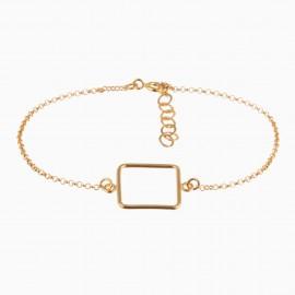 Simple Square Oro