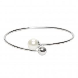 Brazalete Esfera Perla