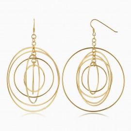 Circles Hippie Oro