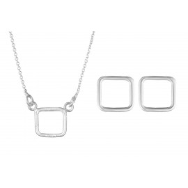 Square Silver