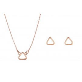 Triangle Oro Rosa
