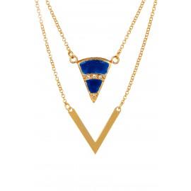 Triangle Zirconium Montana Gold