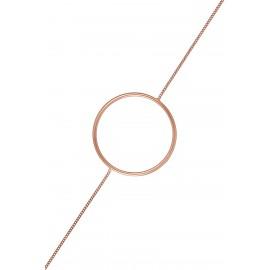 Circle Rose Gold