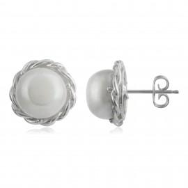 Nudo Perla Silver