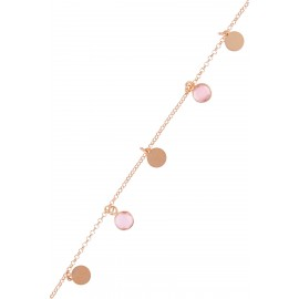 Chapa Dolce Rosa Rose Gold