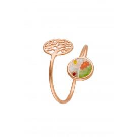 Árbol de la Vida Dolce Murano Rose Gold