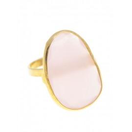 Luxury Oro Cuarzo Rosa