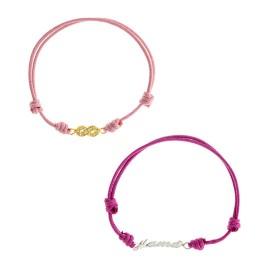 Infinito Circonita Algodón rosa / Mama algodón frambuesa