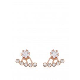 Earf Curf Zirconium Oro Rosa