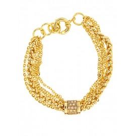 Cadeneta Oro Zirconium